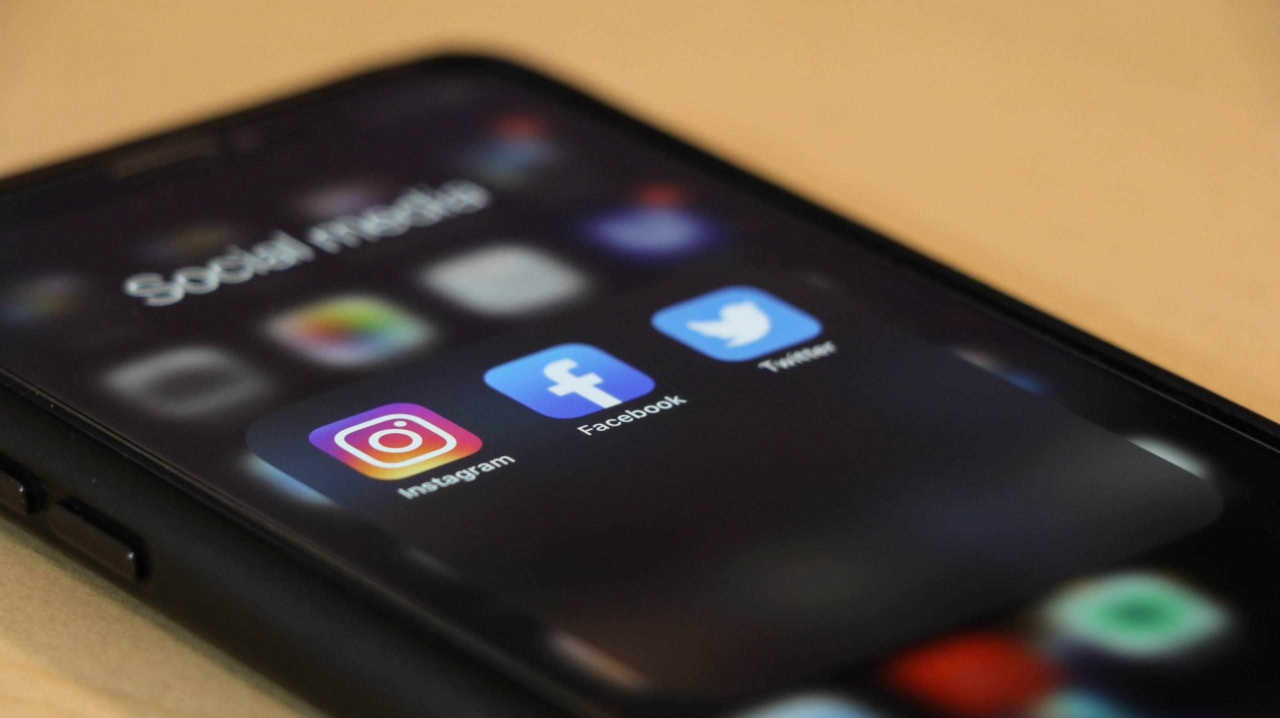 Investieren in soziale Medien?